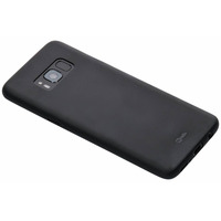 Zwart ThinGel Case Samsung Galaxy S8 - Zwart / Black Mobile phone case