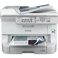 Epson multifunctional: WorkForce Pro WF-8510DWF - Zwart, Cyaan, Magenta, Geel