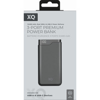 Xqisit 37828 Powerbank - Zwart