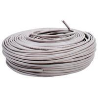 König netwerkkabel: UTP CAT 5e solid network cable on reel of 100m