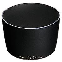 Canon lens adapter: ET54 Lens Hood for EF80-200mm f4.5-5.6 USM/2 - Zwart