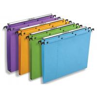 L-Oblique hangmap: Hangmap vert. Ultimate A4 PP 30mm bl/d10