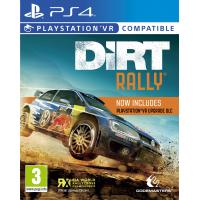 Codemasters game: DiRT Rally  PS4 VR
