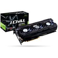 Inno3D videokaart: GeForce GTX 1070 Ti X3, 2432 CUDA, 1607/1683 MHz, 8 GB GDDR5, 256-bit, DL DVI-D, HMI 2.0b, 3x DP .....