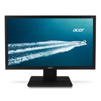 Acer monitor: V6 V226HQLBID - Zwart