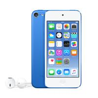 Apple MP3 speler: iPod Touch 64GB - Blauw