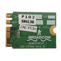Hewlett Packard Enterprise netwerkkaart: Broadcom 802.11n dual-band PCIe x1-kaart