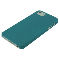 ROCK mobile phone case: Naked Cover Apple iPhone 5/5S/SE Blue - Blauw