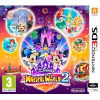 Nintendo game: Disney Magical World 2  3DS