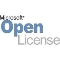 Microsoft software licentie: VStudio Foundatn Svr CAL, Pack OLP B level, License & Software Assurance – Academic .....