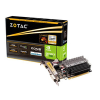 Zotac videokaart: GeForce GT 730 2GB