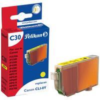 Inkcartridge CLI-8Y yellow