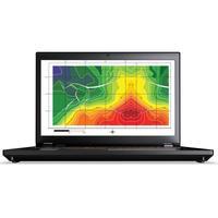 Lenovo laptop: ThinkPad P71 - Zwart