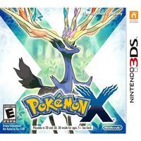 Nintendo game: Pokémon X, 3DS
