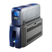 DATACARD plastic kaart printer: SD460 - Zwart, Blauw, Grijs