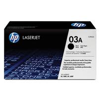 HP cartridge: 03A originele zwarte LaserJet tonercartridge