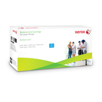 Xerox Cyaan toner cartridge. Gelijk aan Brother TN135C