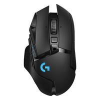 Logitech G G502 LIGHTSPEED draadloze gamingmuis Muis - Zwart