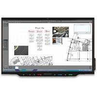 Smart touchscreen monitor: Board 7086 Pro - Zwart