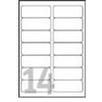 Avery White Address Label - Inkjet - J8163 Adreslabel - Wit