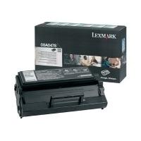 Lexmark toner: E320, E322 Cartridge (6K) - Zwart
