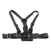 Camlink : Chest mount harness for action camera - Zwart