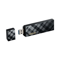 ASUS netwerkkaart: USB-AC54 - Zwart