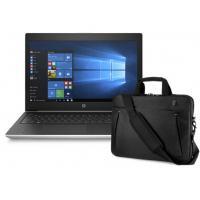 """HP laptop: ProBook 450 G5 15.6"""" i3 128GB 2.4GHz + GRATIS zwarte tas - Zilver"""