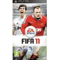 Electronic Arts game: FIFA 11, PSP