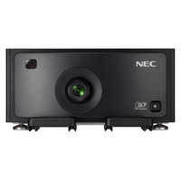 NEC beamer: PH1202HL - Zwart
