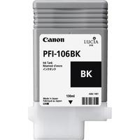 Canon inktcartridge: PFI-106 BK - Zwart