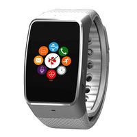 MyKronoz ZeWatch 4HR smartwatch - Zilver, Wit