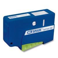 Spaun OptiClean 500 - Blauw, Groen
