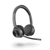 Maak kennis met de nieuwe POLY Voyager 4300 UC Headset serie