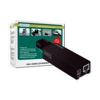 Digitus kabel adapter: DC-59301, Remote unit for video-extender, 180m - Zwart