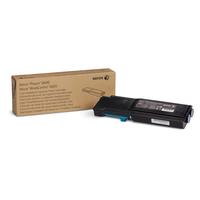 Xerox cartridge: Phaser 6600/WorkCentre 6605 Standaard tonercartridge cyaan (2.000 pagina's)