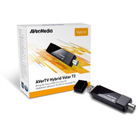 AVerMedia TV tuner: AVerTV Hybrid Volar T2 - Zwart