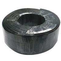 König coax kabel: 100m RG59 - Zwart