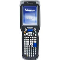 Intermec PDA: CK71 - Zwart, Alphanumeric