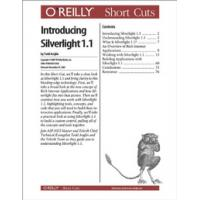 O'Reilly boek: Media Introducing Silverlight 1.1 - eBook (PDF)