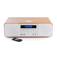 Thomson 50 W, Bluetooth, FM, USB, AAA Home stereo set - Wit