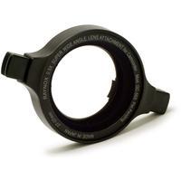 Raynox lens adapter: 0.5x, 67mm, 30g, Black - Zwart