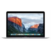 "Apple laptop: MacBook 12"" Retina Silver 512GB - Zilver"