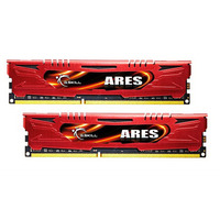 G.Skill RAM-geheugen: Ares, 16GB (2x 8GB) DDR3 - Rood