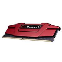 G.Skill RAM-geheugen: Ripjaws V 16GB DDR4-3000Mhz - Rood