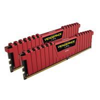 Corsair memory D4 3200 16GB C14 Corsair Ven K2 2x8GB Vengeance LPX red (CMK16GX4M2B3200C14R)