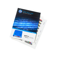 Hewlett Packard Enterprise barcode label: HP LTO-5 Ultrium WORM Bar Code Label Pack