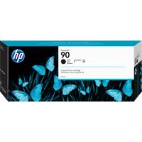 HP inktcartridge: 90 zwarte DesignJet inktcartridge, 775 ml