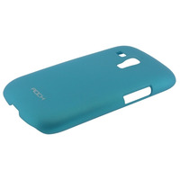 ROCK mobile phone case: Naked Cover Samsung Galaxy SIII Mini I8190 Blue - Blauw