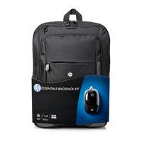 HP rugzak: Essentials-kit - Zwart